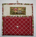 Patchwork et broderie - Trousse Brodeuse