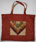 Patchwork - Sac Rouge