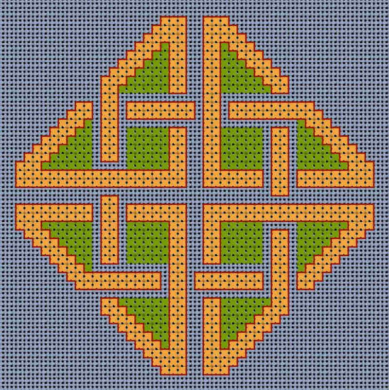 Broderie et point de croix : Mes grilles gratuites